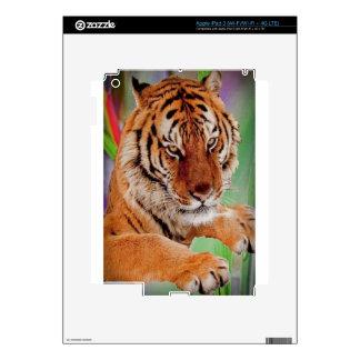 The Bengal Tiger iPad 3 Decal