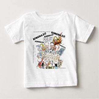 The Benghazi Shuffle Funny Baby T-Shirt