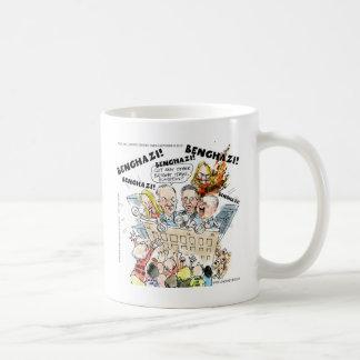 The Benghazi Shuffle Funny Coffee Mug