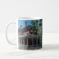 The Benjamin Harrison House Historical Mug