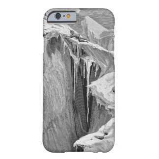 The Bergschrund on the Dent Blanche in 1865, from Barely There iPhone 6 Case