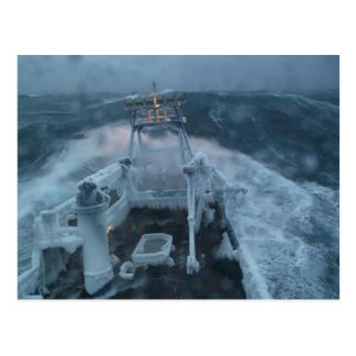 The Bering Sea Postcard