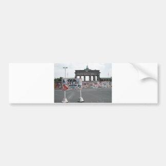 The Berlin Wall Bumper Sticker
