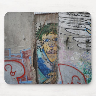 The Berlin Wall - Germany Mouse Pad