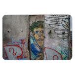 The Berlin Wall - Germany Vinyl Magnet