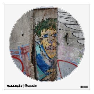 The Berlin Wall - Germany Wall Sticker