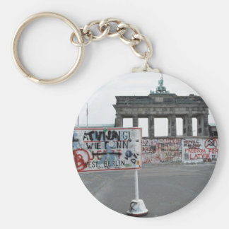 The Berlin Wall Keychain