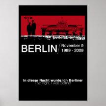 The Berlin Wall Print