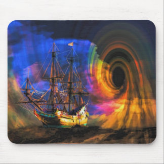The Bermuda Triangle 2 Mouse Pad