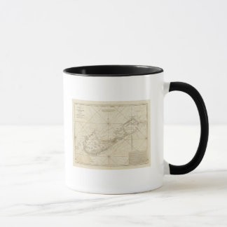 The Bermudas or Summer's Islands Mug