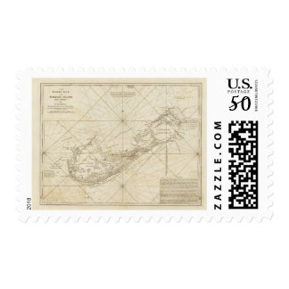 The Bermudas or Summer's Islands Postage