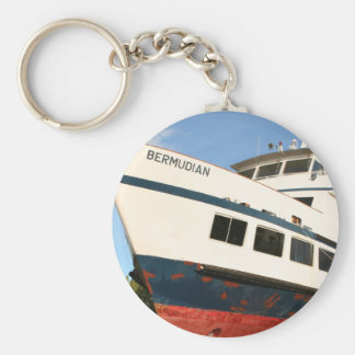 The Bermudian keychain