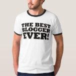 The Best Blogger Ever Shirt