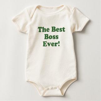 The Best Boss Ever Baby Bodysuit