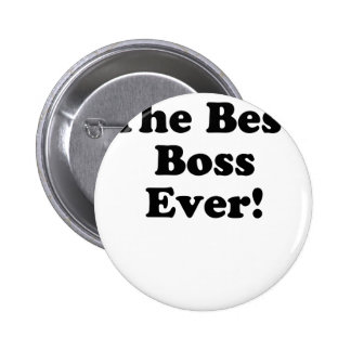 The Best Boss Ever Pins