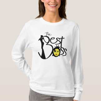 The Best Boss lady T-shirts