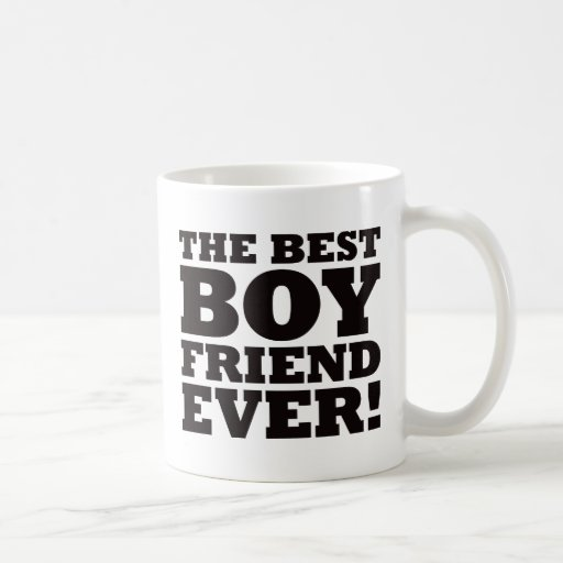 The best boyfriend ever coffee mug zazzle for Best coffee cup ever
