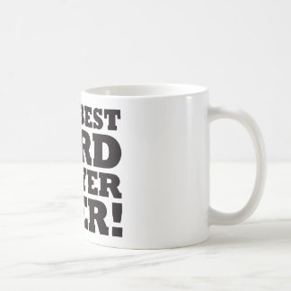 The Best Card Player Ever Coffee Mug