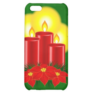 The best Christmas Ever - Candles iPhone 5C Cases