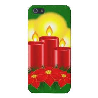 The best Christmas Ever - Candles Cover For iPhone 5