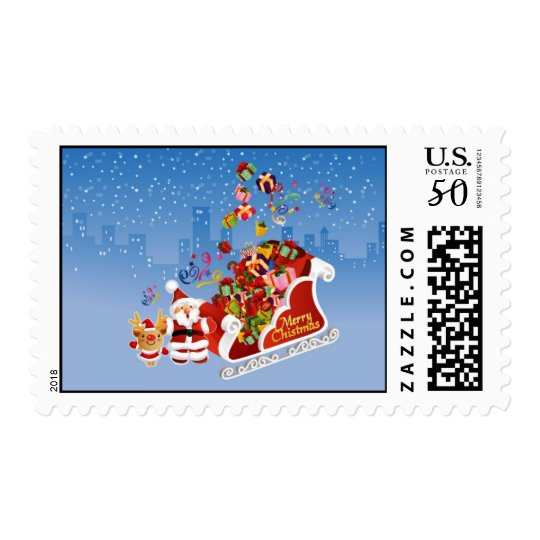 The best Christmas Postage