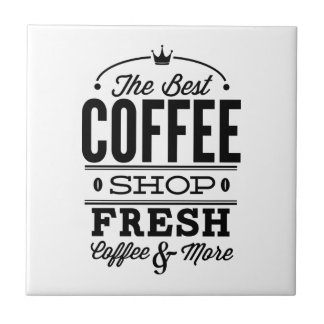 The Best Coffee Shop – Fresh Coffee And More Tile