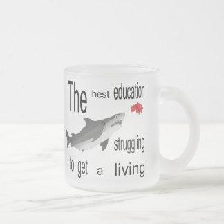 The best Education Mug