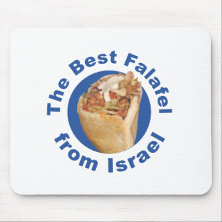 The best falafel from Israel Mouse Pad