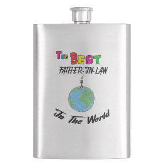 The Best father-in-law in the World, father-in-law Flask