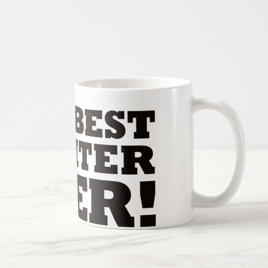 The Best Fighter Ever Coffee Mug