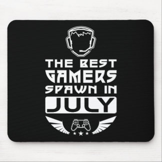 The Best Gamers Spawn in July Mouse Pad