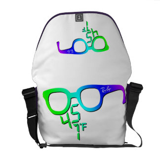 THE BEST GIFTS COURIER BAG