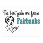 The Best Girls are from Fairbanks Post Cards