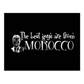 The Best Girls are from Morocco Post Card