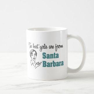 The Best Girls are from SantaBarbara Coffee Mug