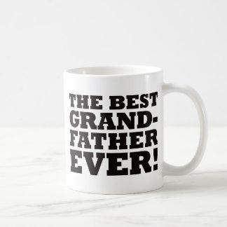 The Best Grandfather Ever Coffee Mug