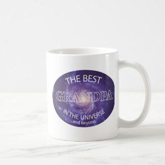 The Best Grandpa in the Universe Coffee Mug