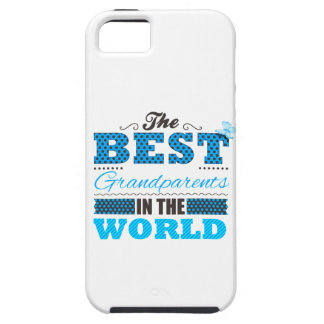 The best grandparents in the world iPhone SE/5/5s case