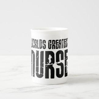 The Best Great Nurses : World's Greatest Nurse Tea Cup