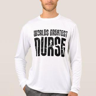 The Best Great Nurses : World's Greatest Nurse Tee Shirts