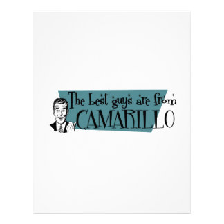 The best guys are from Camarillo Letterhead