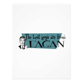The best guys are from Eagan Letterhead