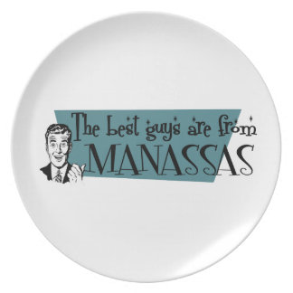 The best guys are from Manassas Party Plates