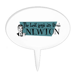 The best guys are from Newton Cake Pick