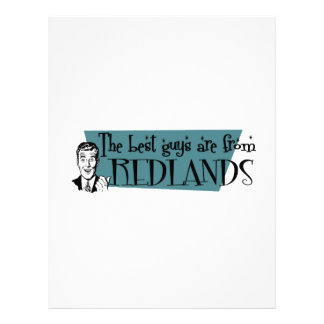 The best guys are from Redlands Letterhead