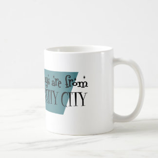 The best guys are from University City Classic White Coffee Mug