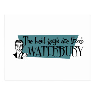 The best guys are from Waterbury Postcard