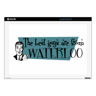 """The best guys are from Waterloo Skins For 17"""" Laptops"""