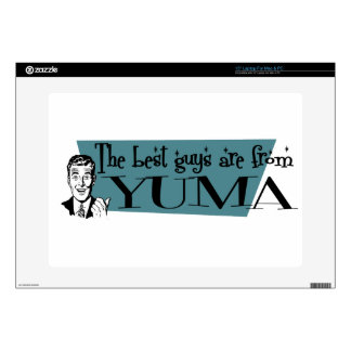 """The best guys are from Yuma Decals For 15"""" Laptops"""
