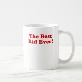 The Best Kid Ever Coffee Mug